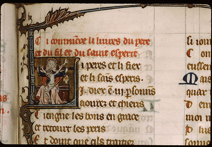 Paris, Bibl. Sainte-Geneviève, ms. 1654, f. 081