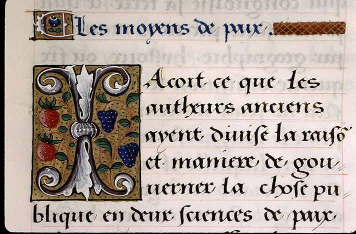 Paris, Bibl. Sainte-Geneviève, ms. 2217, f. 094