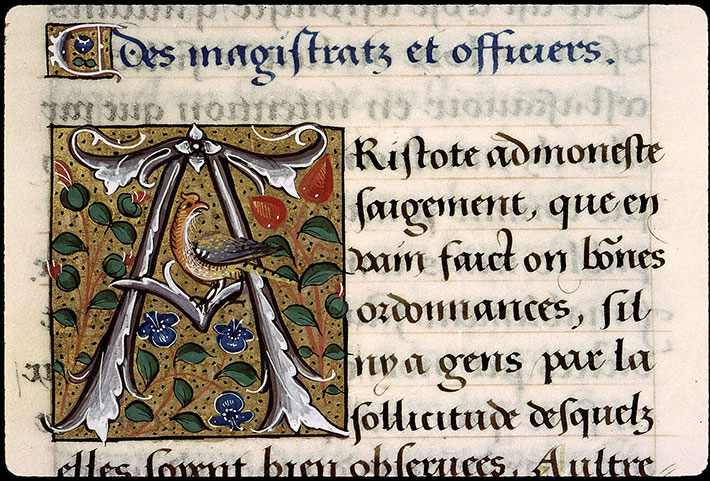 Paris, Bibl. Sainte-Geneviève, ms. 2217, f. 137v