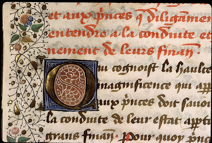 Paris, Bibl. Sainte-Geneviève, ms. 2218, f. 043