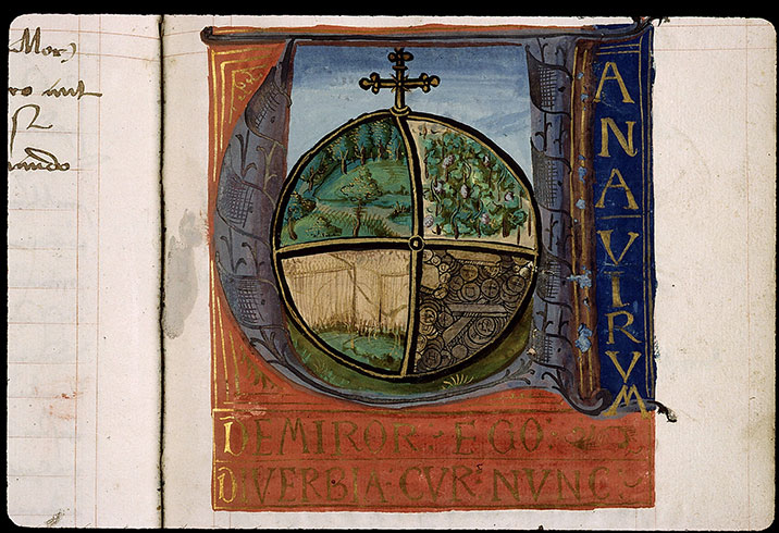 Paris, Bibl. Sainte-Geneviève, ms. 2413, f. 085