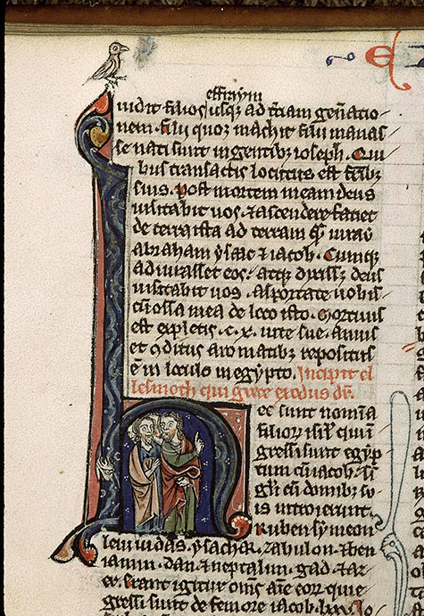 Paris, Bibl. Sainte-Geneviève, ms. 2585, f. 029v