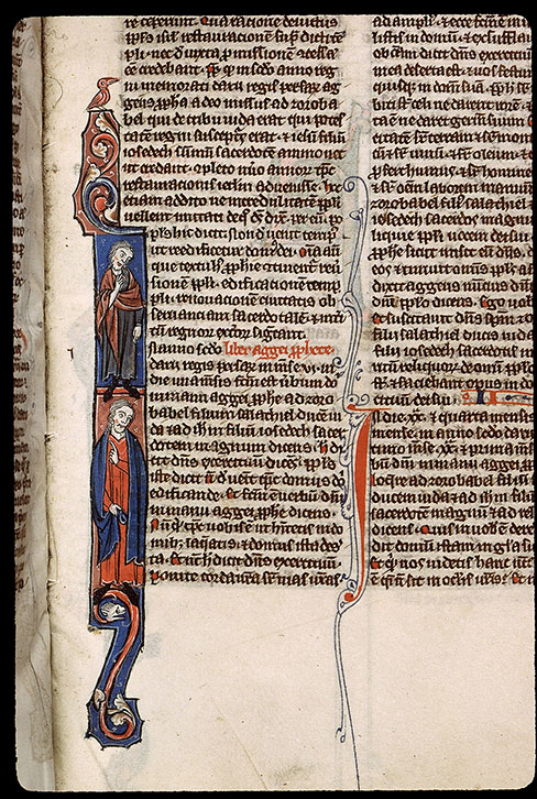 Paris, Bibl. Sainte-Geneviève, ms. 2585, f. 383