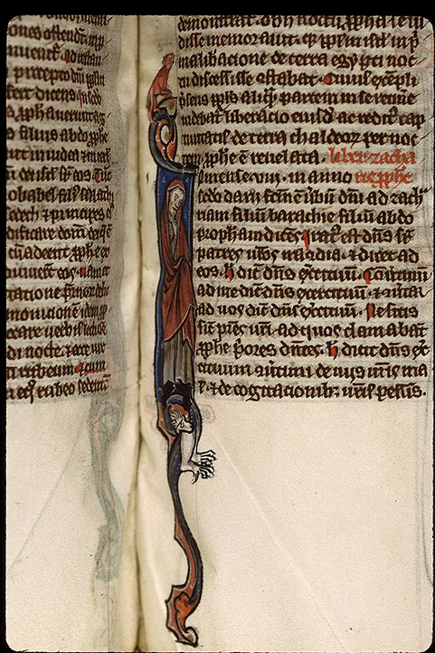 Paris, Bibl. Sainte-Geneviève, ms. 2585, f. 384