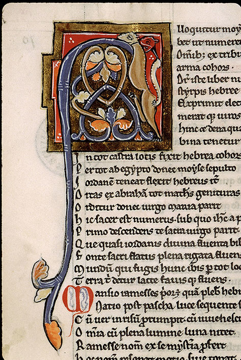 Paris, Bibl. Sainte-Geneviève, ms. 2598, f. 069v