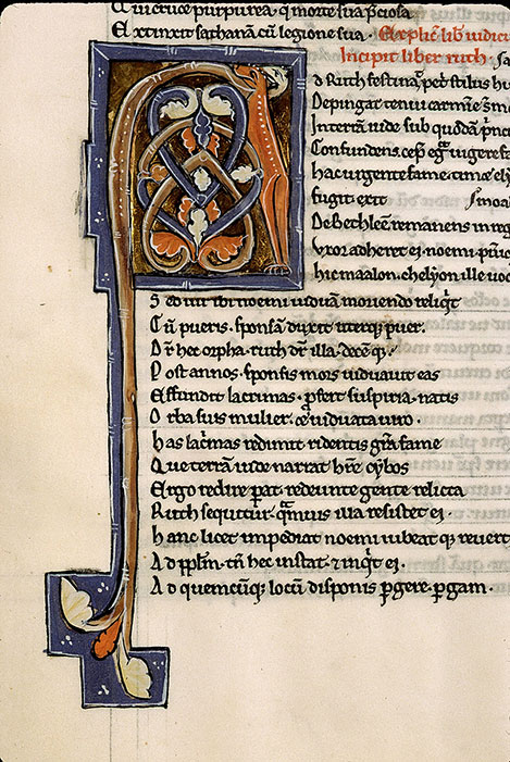 Paris, Bibl. Sainte-Geneviève, ms. 2598, f. 095v
