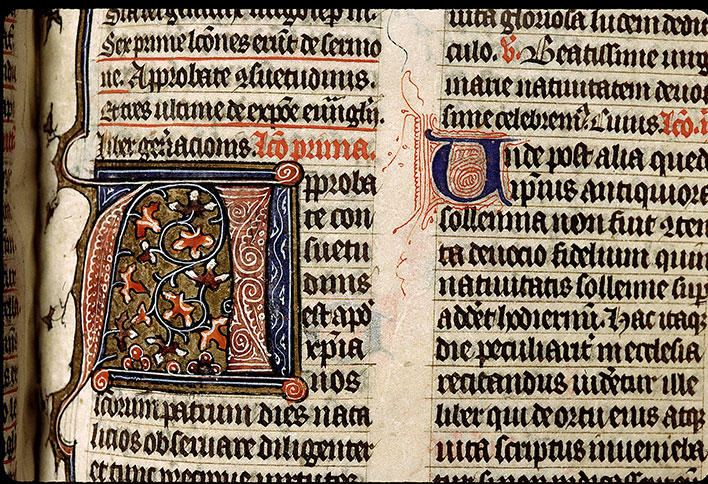 Paris, Bibl. Sainte-Geneviève, ms. 2640, f. 487
