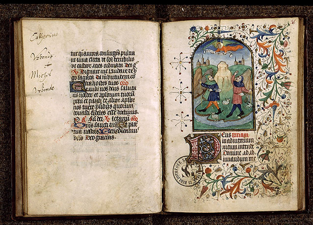Paris, Bibl. Sainte-Geneviève, ms. 2683, f. 035v-036