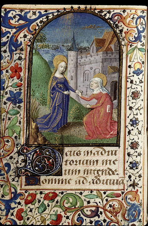 Paris, Bibl. Sainte-Geneviève, ms. 2685, f. 058v