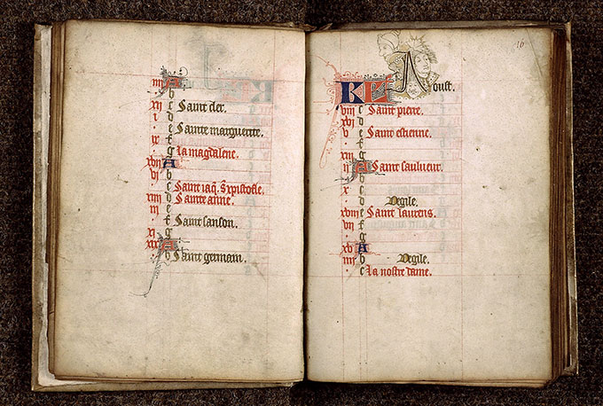 Paris, Bibl. Sainte-Geneviève, ms. 2698, f. 015v-016
