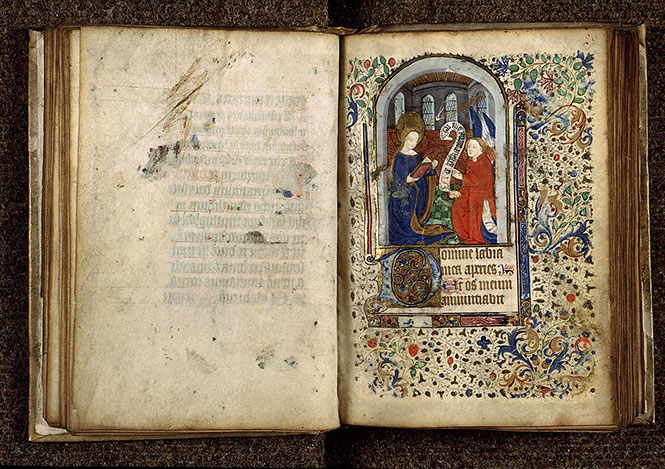 Paris, Bibl. Sainte-Geneviève, ms. 2698, f. 028v-029