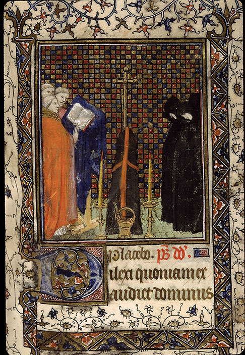 Paris, Bibl. Sainte-Geneviève, ms. 2701, f. 130