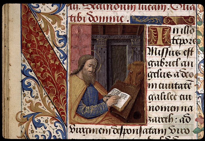 Paris, Bibl. Sainte-Geneviève, ms. 2704, f. 014v