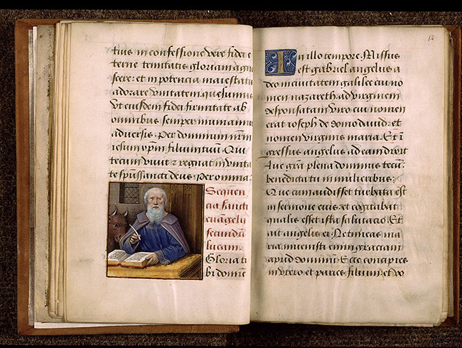 Paris, Bibl. Sainte-Geneviève, ms. 2705, f. 011v-012