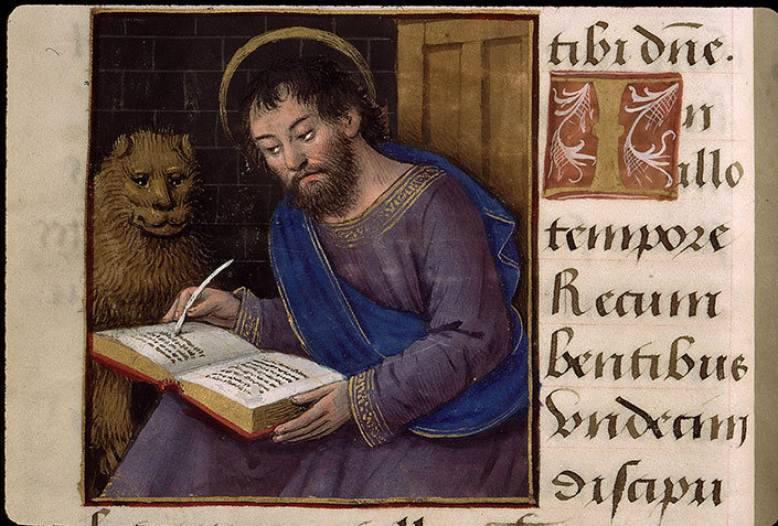 Paris, Bibl. Sainte-Geneviève, ms. 2705, f. 014v