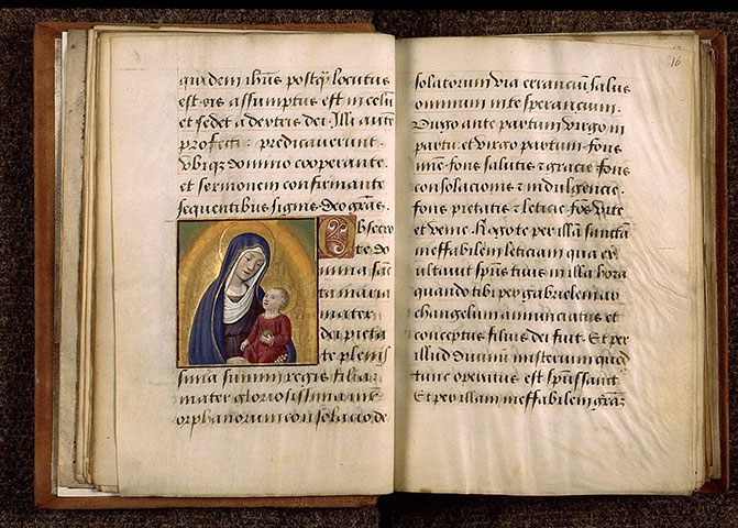 Paris, Bibl. Sainte-Geneviève, ms. 2705, f. 015v-016