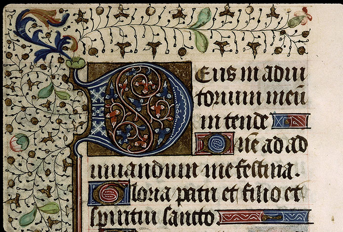 Paris, Bibl. Sainte-Geneviève, ms. 2711, f. 067v