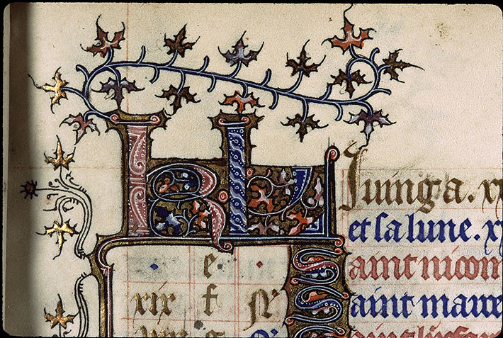 Paris, Bibl. Sainte-Geneviève, ms. 2713, f. 006