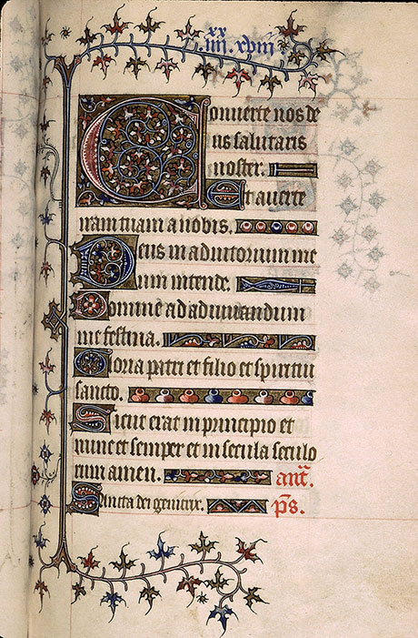 Paris, Bibl. Sainte-Geneviève, ms. 2713, f. 071
