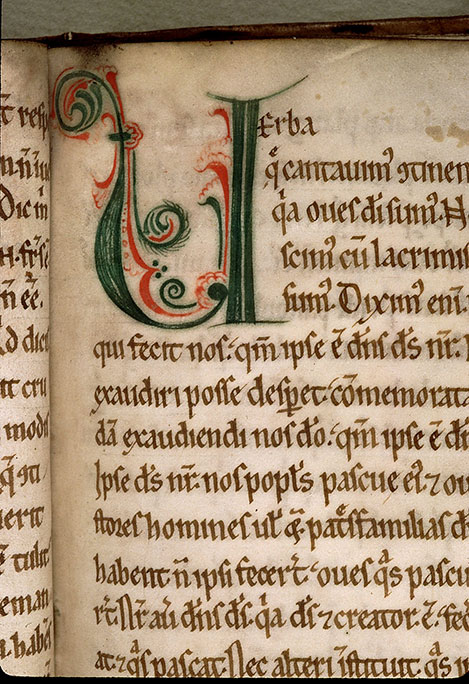Paris, Bibl. Sainte-Geneviève, ms. 2756, f. 025