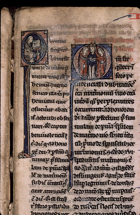 Paris, Bibl. Sainte-Geneviève, ms. 2959, f. 280