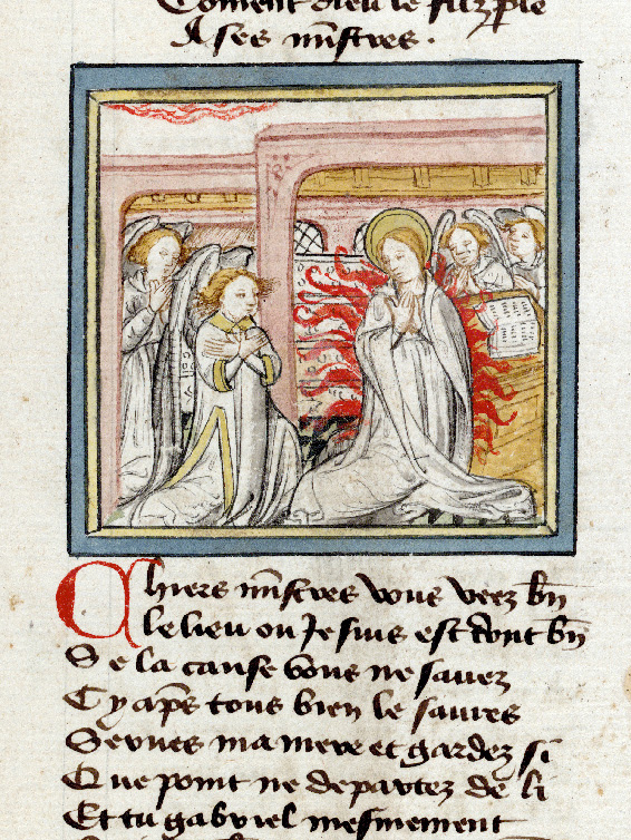 Paris, Bibl. de l'Institut de France, ms. 0009, f. 011