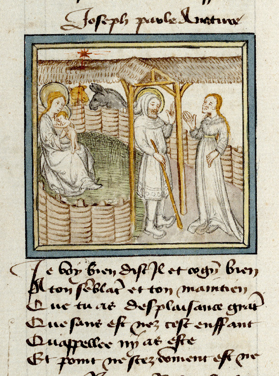 Paris, Bibl. de l'Institut de France, ms. 0009, f. 014v
