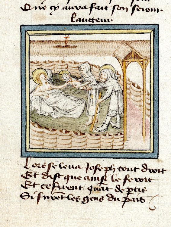 Paris, Bibl. de l'Institut de France, ms. 0009, f. 016
