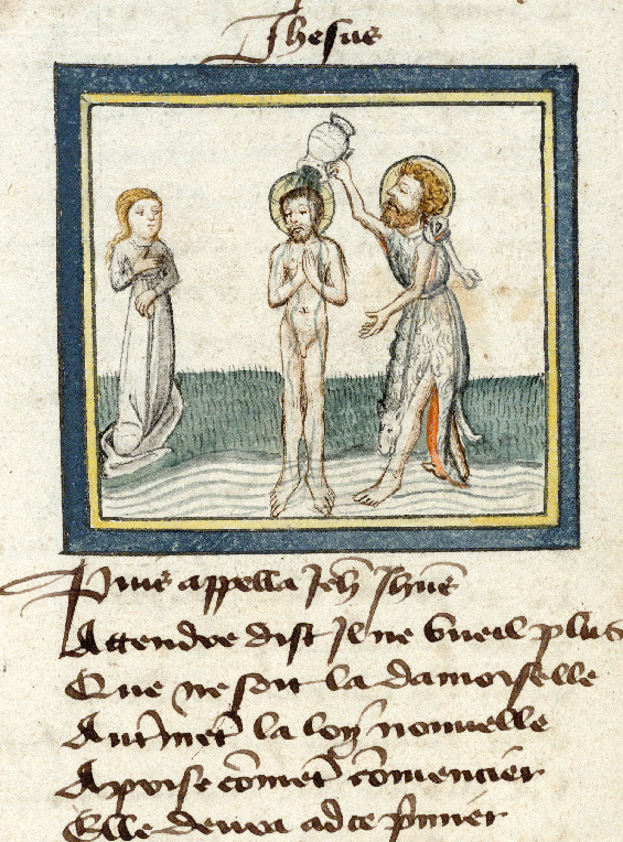 Paris, Bibl. de l'Institut de France, ms. 0009, f. 033v - vue 2