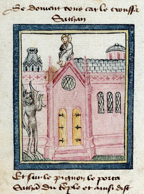 Paris, Bibl. de l'Institut de France, ms. 0009, f. 036 - vue 1
