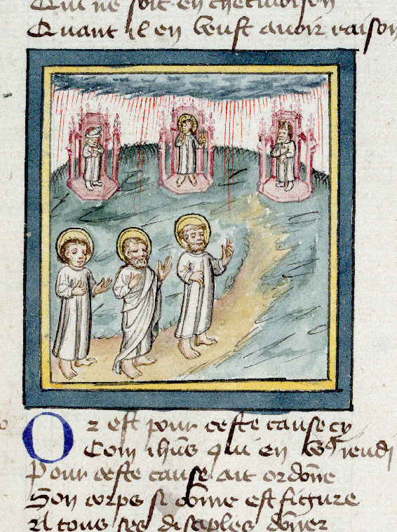 Paris, Bibl. de l'Institut de France, ms. 0009, f. 045