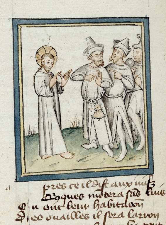Paris, Bibl. de l'Institut de France, ms. 0009, f. 052v - vue 2