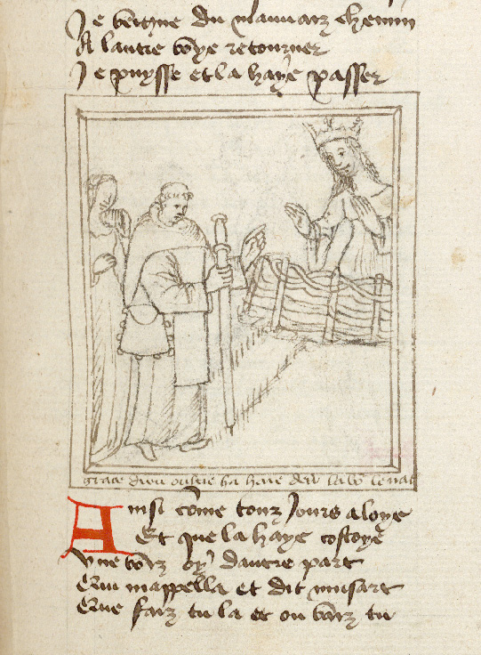 Paris, Bibl. de l'Institut de France, ms. 0009, f. 118
