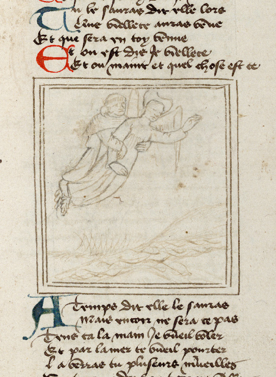 Paris, Bibl. de l'Institut de France, ms. 0009, f. 145