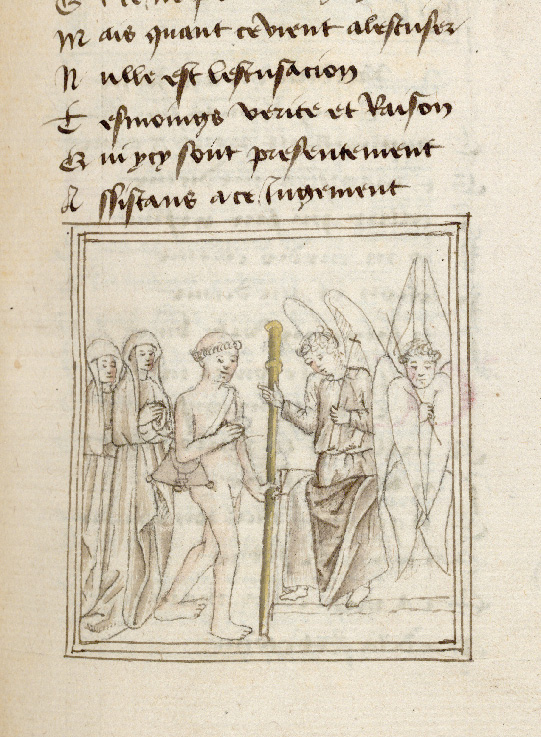 Paris, Bibl. de l'Institut de France, ms. 0009, f. 168 - vue 2