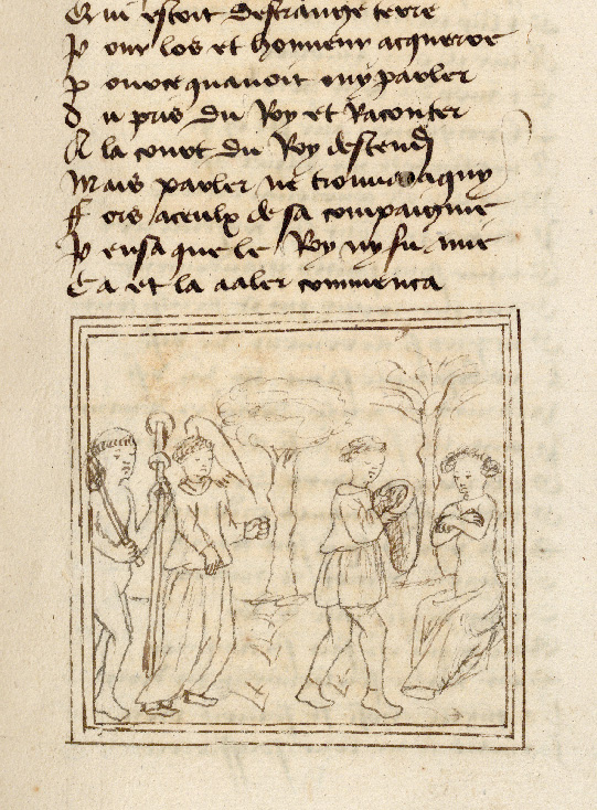 Paris, Bibl. de l'Institut de France, ms. 0009, f. 220 - vue 1