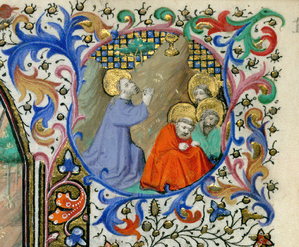 Paris, Bibl. de l'Institut de France, ms. 0547, f. 001 - vue 7