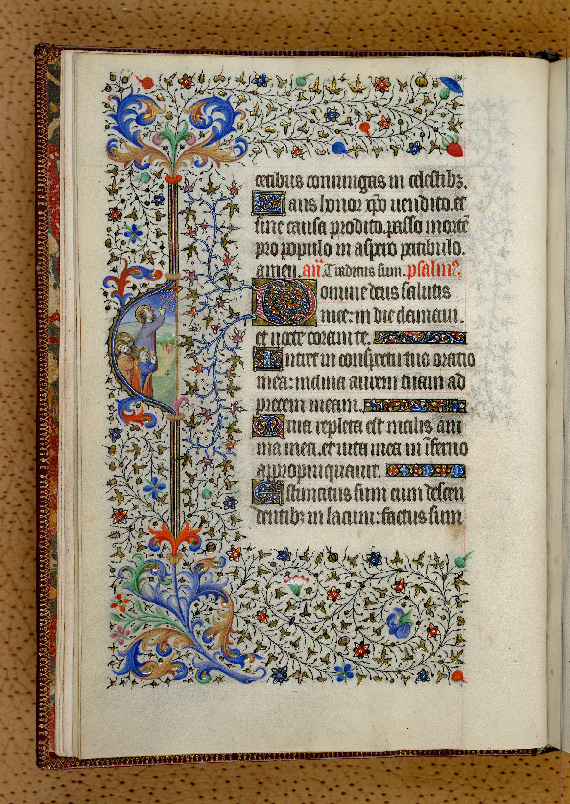 Paris, Bibl. de l'Institut de France, ms. 0547, f. 003v - vue 1