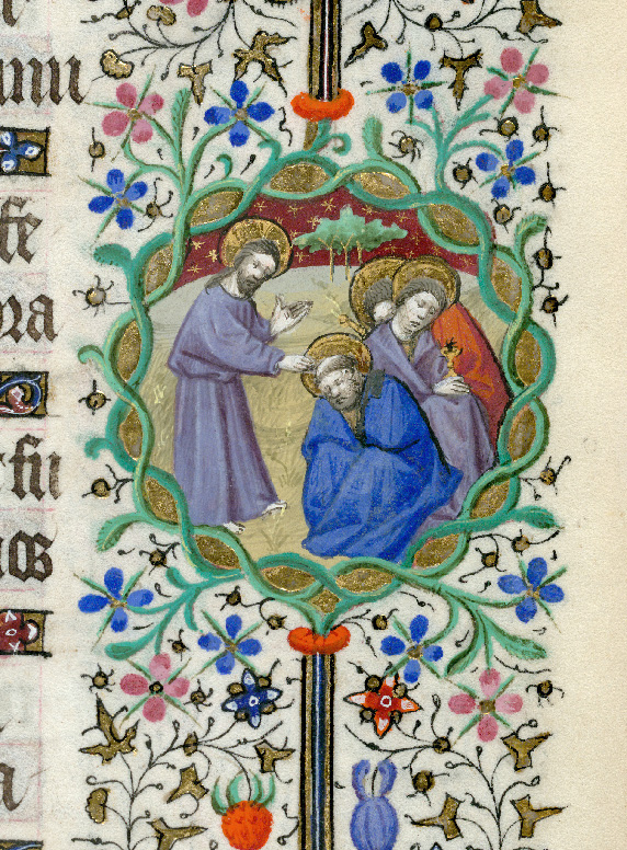 Paris, Bibl. de l'Institut de France, ms. 0547, f. 004 - vue 2
