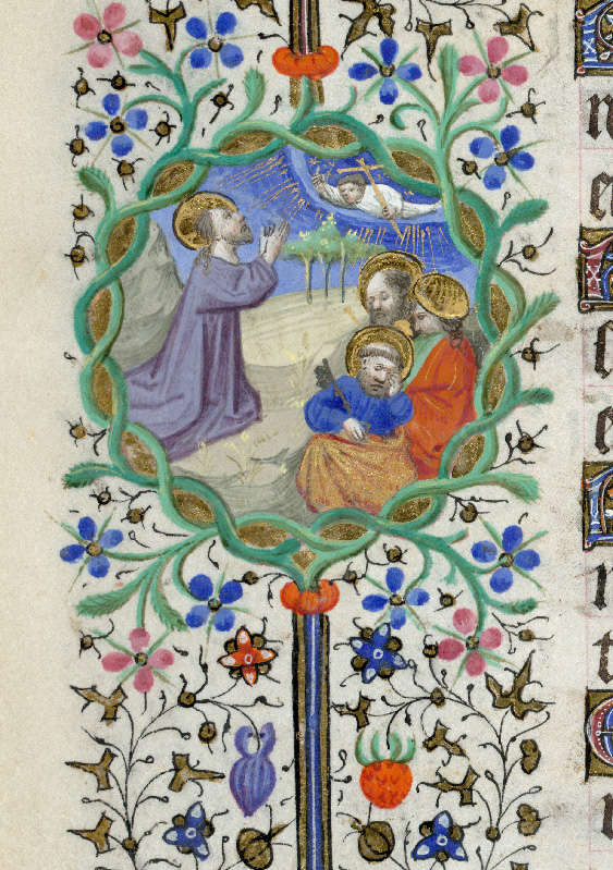 Paris, Bibl. de l'Institut de France, ms. 0547, f. 004v - vue 2