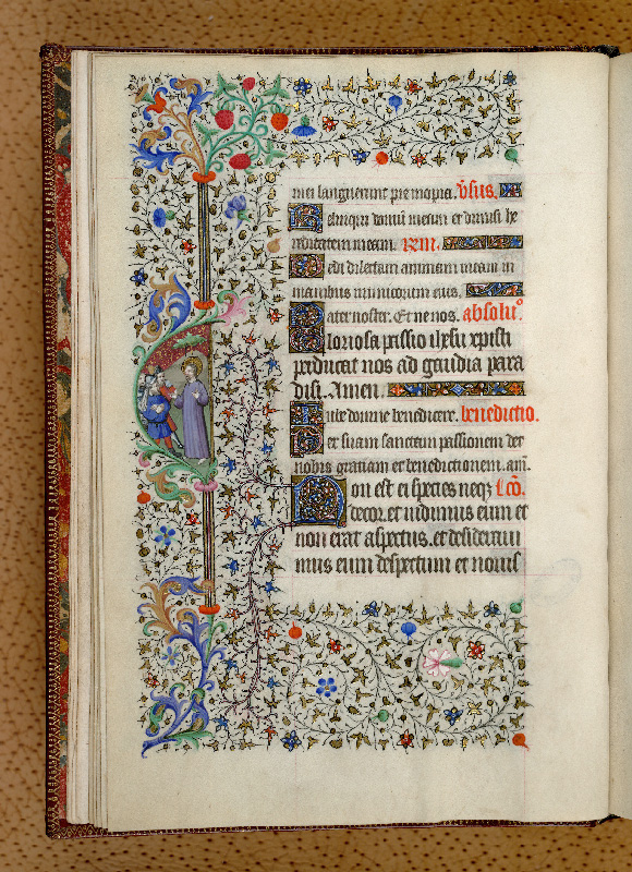 Paris, Bibl. de l'Institut de France, ms. 0547, f. 005v - vue 1