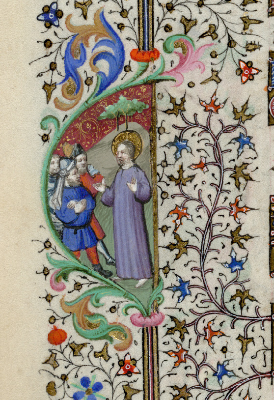 Paris, Bibl. de l'Institut de France, ms. 0547, f. 005v - vue 2