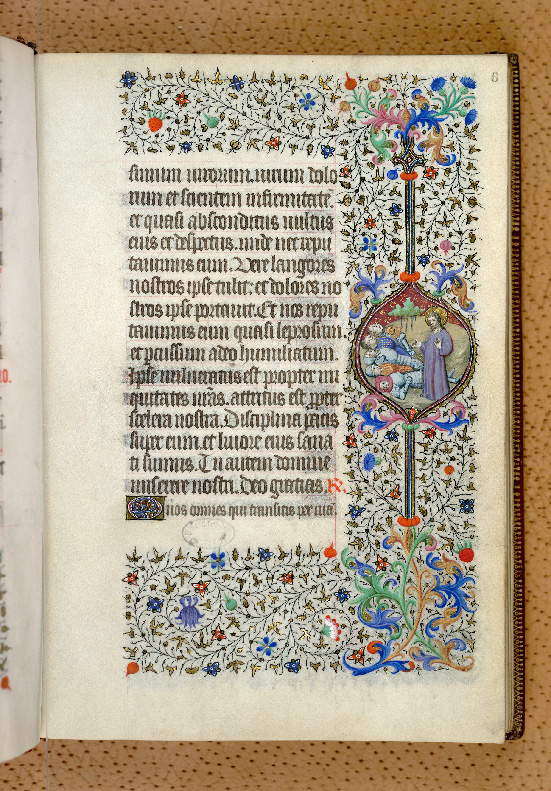 Paris, Bibl. de l'Institut de France, ms. 0547, f. 006 - vue 1