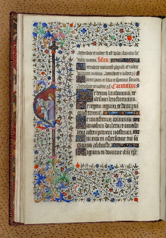 Paris, Bibl. de l'Institut de France, ms. 0547, f. 006v - vue 1
