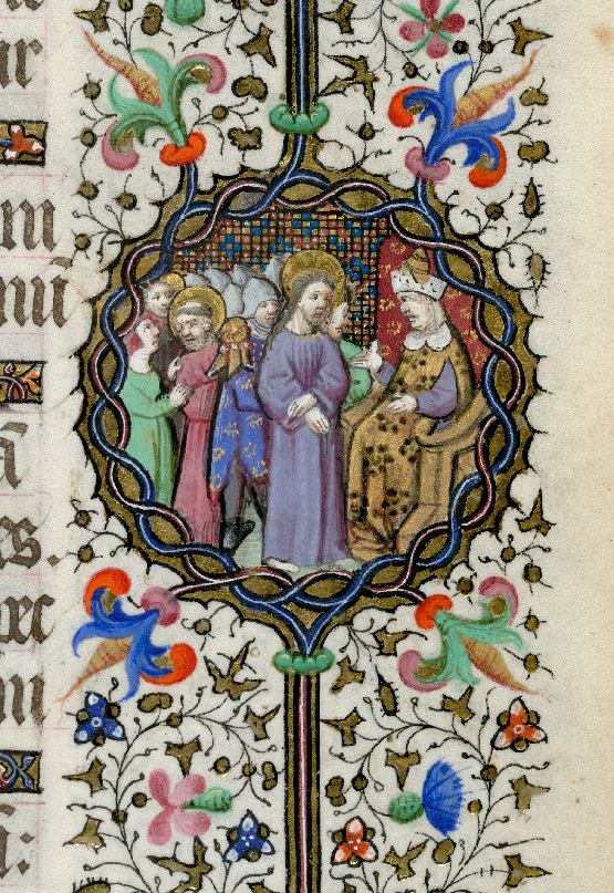 Paris, Bibl. de l'Institut de France, ms. 0547, f. 008 - vue 2