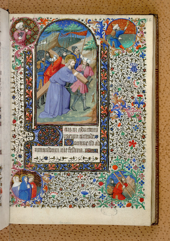 Paris, Bibl. de l'Institut de France, ms. 0547, f. 016 - vue 1