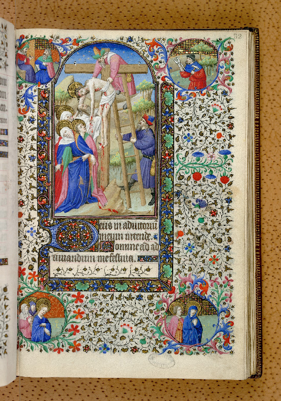 Paris, Bibl. de l'Institut de France, ms. 0547, f. 032 - vue 1