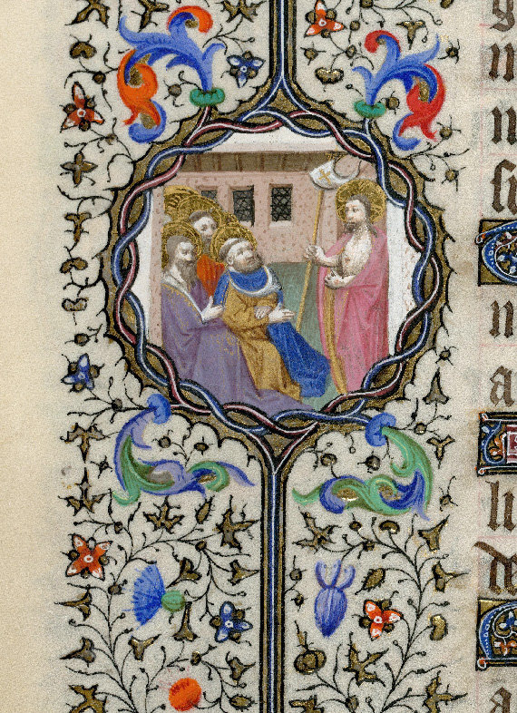 Paris, Bibl. de l'Institut de France, ms. 0547, f. 037v - vue 2