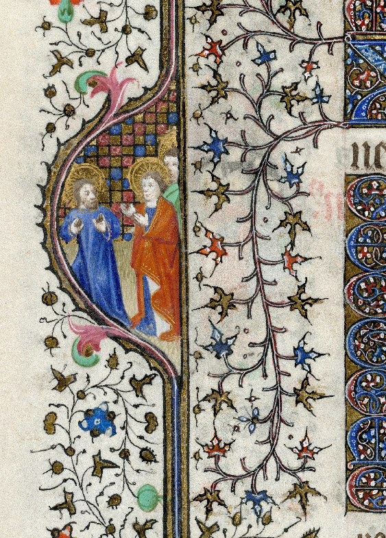 Paris, Bibl. de l'Institut de France, ms. 0547, f. 038v - vue 2
