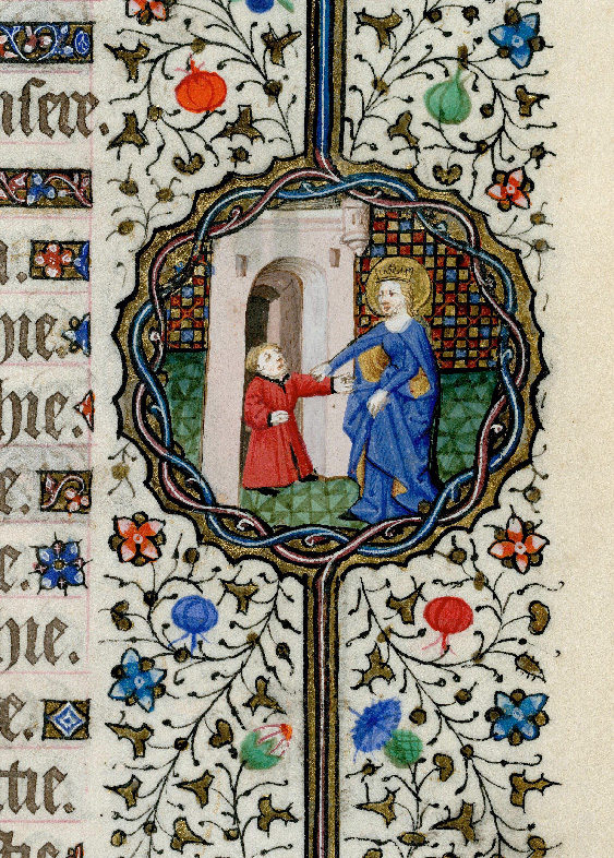 Paris, Bibl. de l'Institut de France, ms. 0547, f. 045 - vue 2
